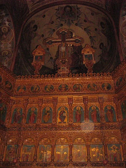Монастырь Куртя де Арджеш (Румыния) 73063
