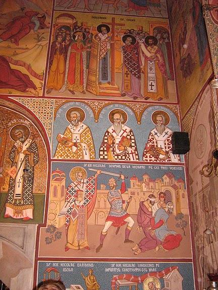 Монастырь Куртя де Арджеш (Румыния) 60076