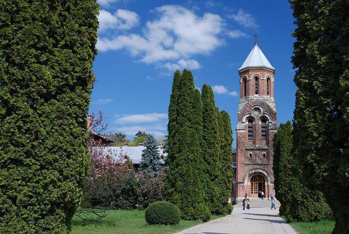 Монастырь Куртя де Арджеш (Румыния) 51529