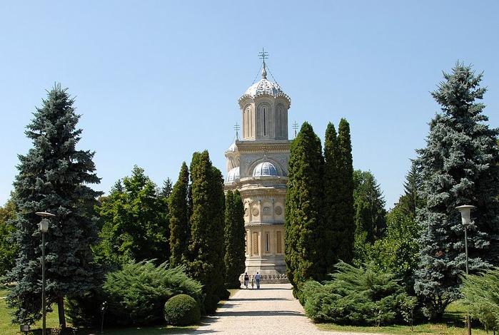Монастырь Куртя де Арджеш (Румыния) 62643