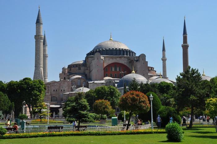 Софийский собор (Hagia Sophia) 92482