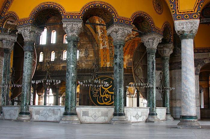Софийский собор (Hagia Sophia) 18762