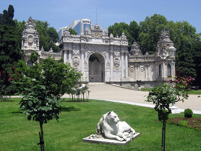 Dolmabahce Palace / Дворец Долмабахче (Стамбул) 72963