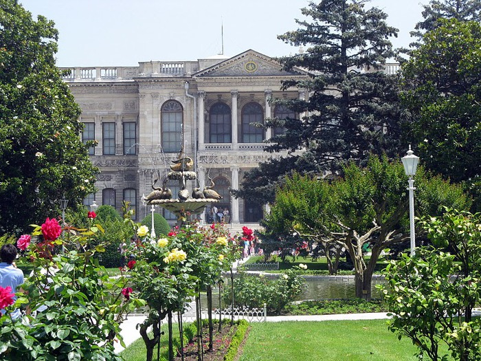 Dolmabahce Palace / Дворец Долмабахче (Стамбул) 27491