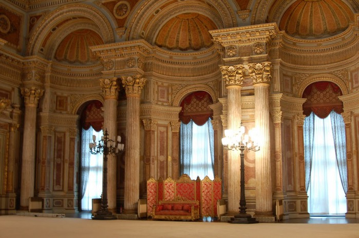 Dolmabahce Palace / Дворец Долмабахче (Стамбул) 66788