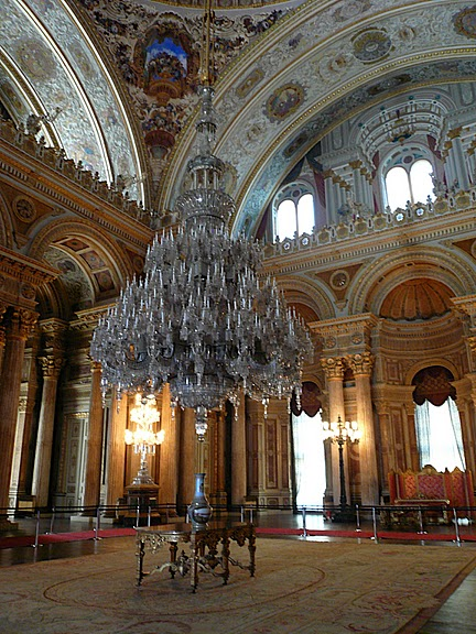 Dolmabahce Palace / Дворец Долмабахче (Стамбул) 75509