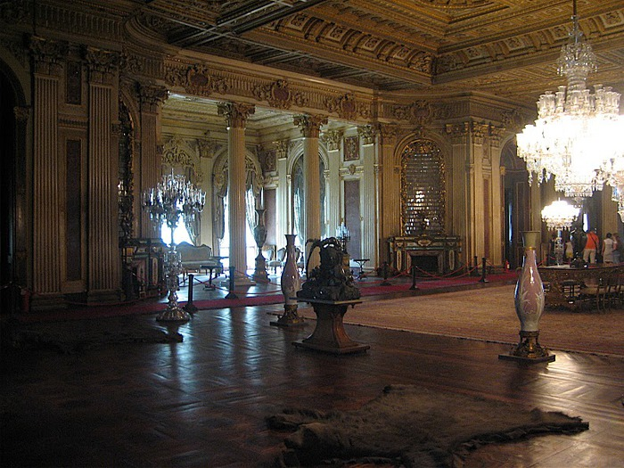 Dolmabahce Palace / Дворец Долмабахче (Стамбул) 56934