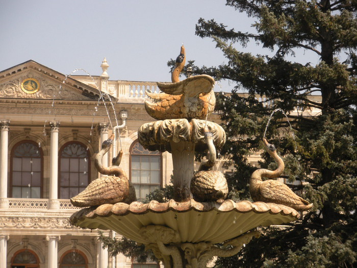 Dolmabahce Palace / Дворец Долмабахче (Стамбул) 15941