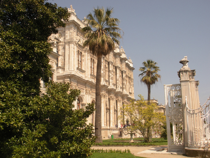 Dolmabahce Palace / Дворец Долмабахче (Стамбул) 17174