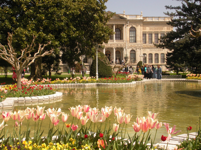 Dolmabahce Palace / Дворец Долмабахче (Стамбул) 64346