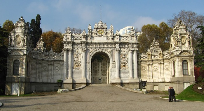 Dolmabahce Palace / Дворец Долмабахче (Стамбул) 74764