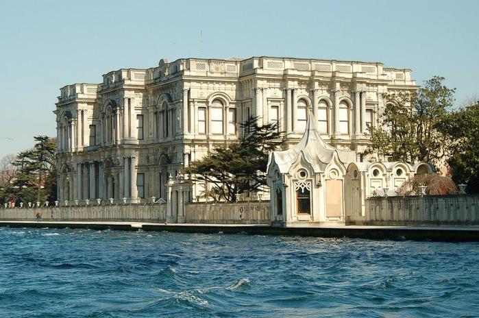 Дворец Бейлербеи (Beylerbeyi Palace) 53043