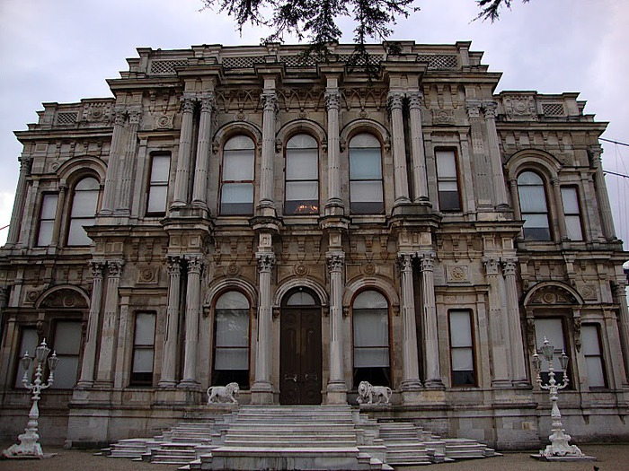 Дворец Бейлербеи (Beylerbeyi Palace) 97288
