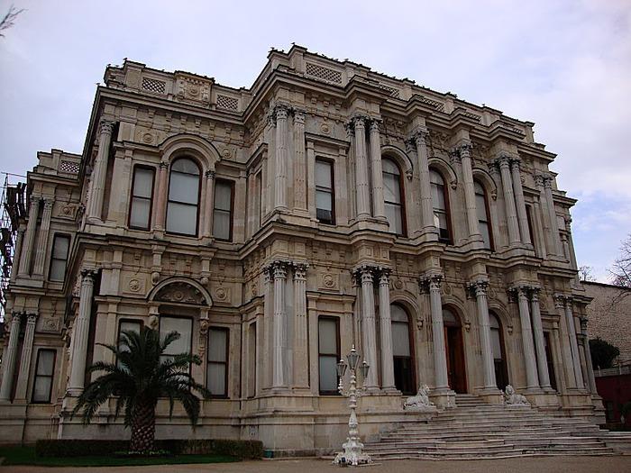 Дворец Бейлербеи (Beylerbeyi Palace) 57047