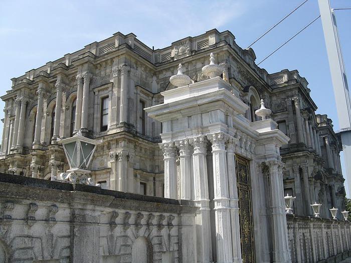 Дворец Бейлербеи (Beylerbeyi Palace) 35813