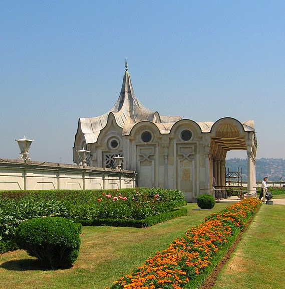 Дворец Бейлербеи (Beylerbeyi Palace) 39717