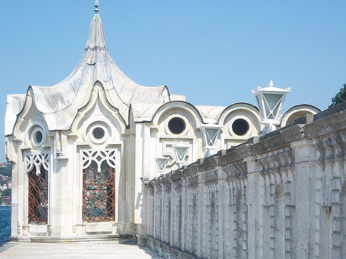 Дворец Бейлербеи (Beylerbeyi Palace) 79173