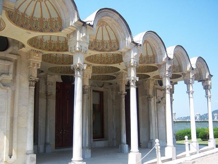 Дворец Бейлербеи (Beylerbeyi Palace) 37571