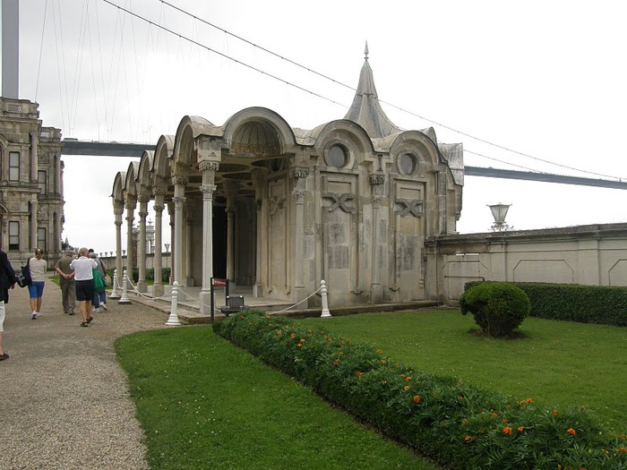 Дворец Бейлербеи (Beylerbeyi Palace) 96099