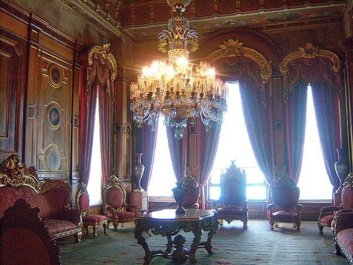 Дворец Бейлербеи (Beylerbeyi Palace) 84763