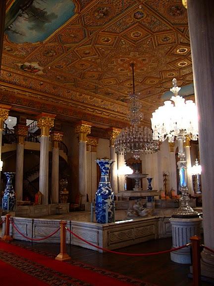 Дворец Бейлербеи (Beylerbeyi Palace) 92273