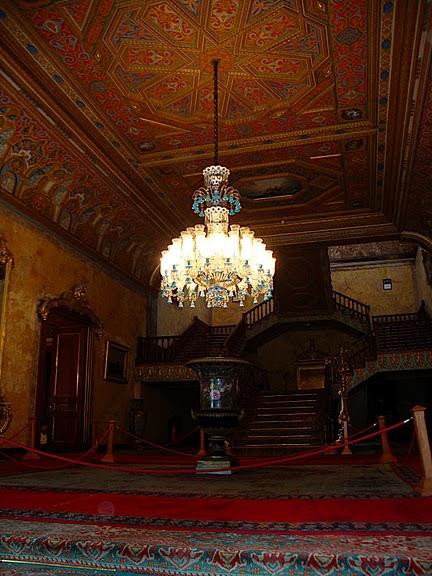 Дворец Бейлербеи (Beylerbeyi Palace) 88684