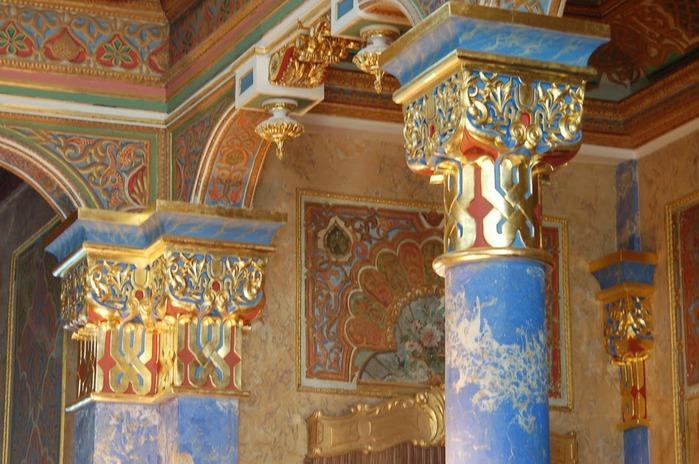 Дворец Бейлербеи (Beylerbeyi Palace) 10916