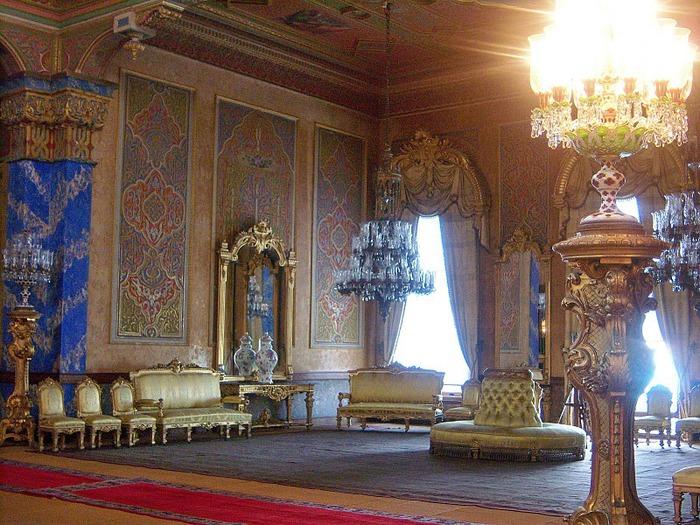 Дворец Бейлербеи (Beylerbeyi Palace) 56453