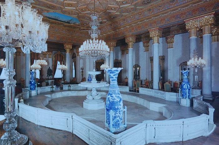 Дворец Бейлербеи (Beylerbeyi Palace) 94298