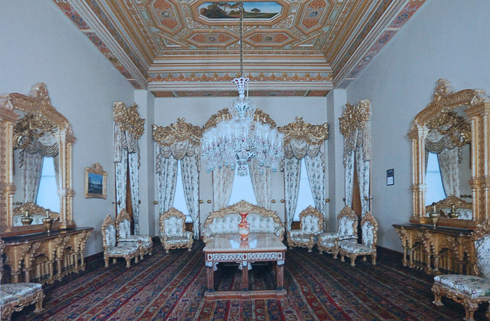 Дворец Бейлербеи (Beylerbeyi Palace) 96756