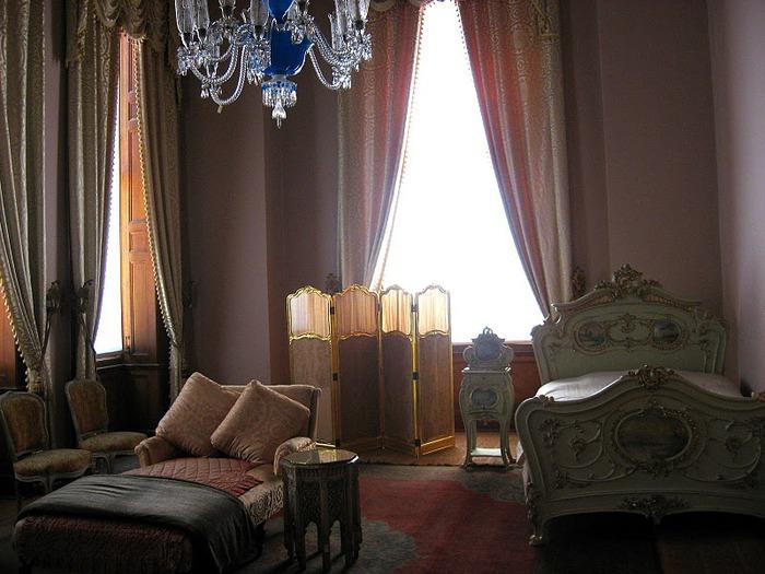 Дворец Бейлербеи (Beylerbeyi Palace) 80666