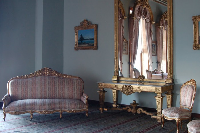 Дворец Бейлербеи (Beylerbeyi Palace) 91178