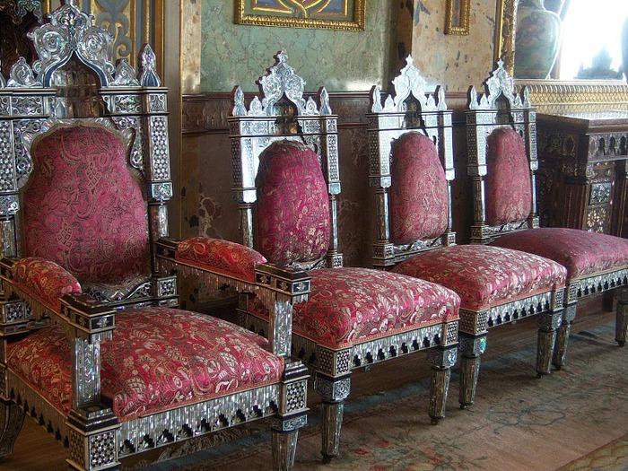 Дворец Бейлербеи (Beylerbeyi Palace) 67773