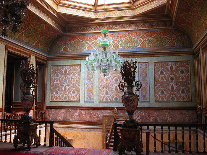 Дворец Бейлербеи (Beylerbeyi Palace) 90319