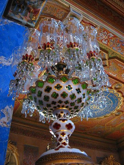 Дворец Бейлербеи (Beylerbeyi Palace) 93191
