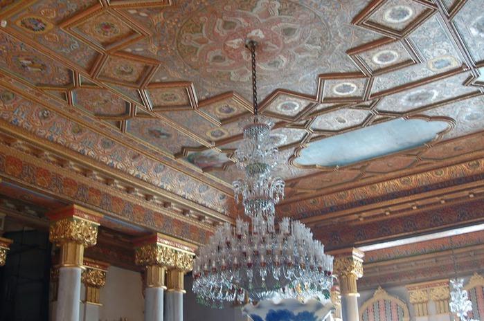 Дворец Бейлербеи (Beylerbeyi Palace) 42802