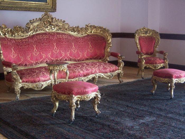 Дворец Бейлербеи (Beylerbeyi Palace) 79410