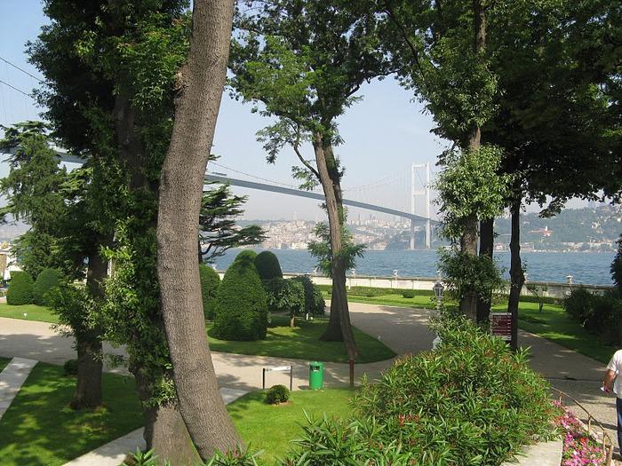 Дворец Бейлербеи (Beylerbeyi Palace) 58630