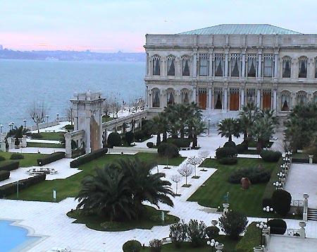 Дворец Бейлербеи (Beylerbeyi Palace) 61367