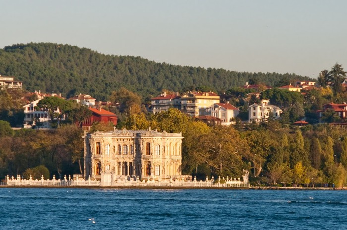 Дворец Бейлербеи (Beylerbeyi Palace) 39455