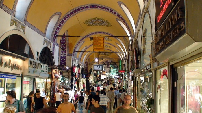 Гранд Базар в Стамбуле (Grand Bazaar Istanbul) 66059