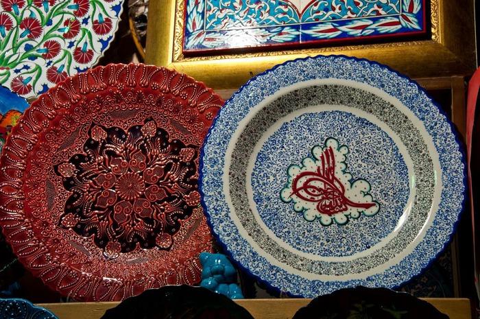 Гранд Базар в Стамбуле (Grand Bazaar Istanbul) 19859