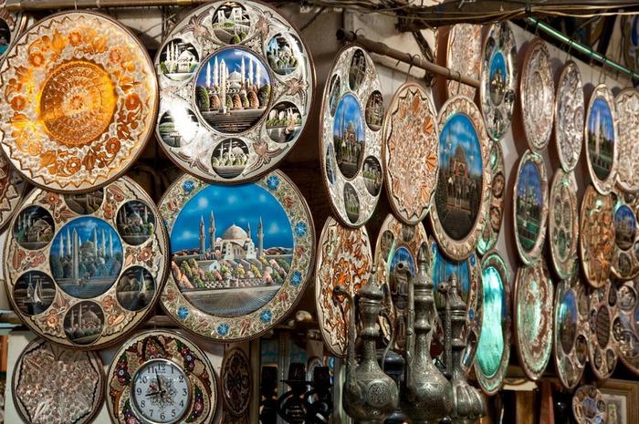 Гранд Базар в Стамбуле (Grand Bazaar Istanbul) 65797