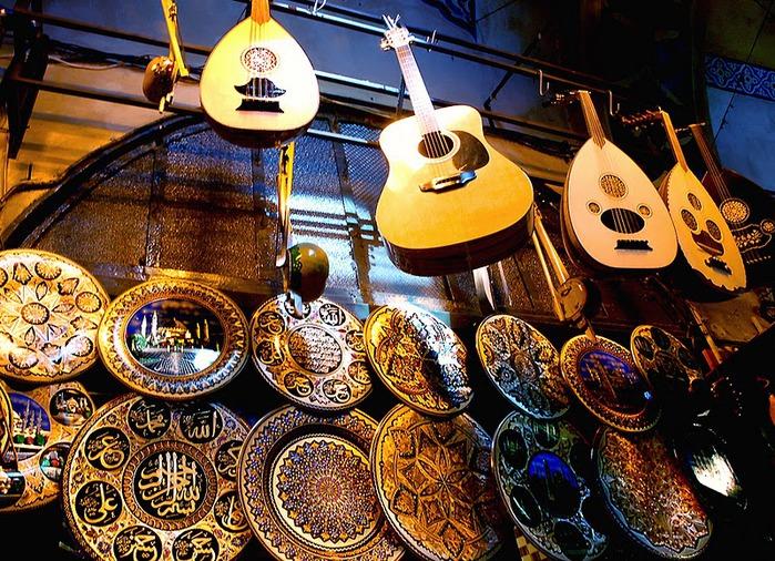 Гранд Базар в Стамбуле (Grand Bazaar Istanbul) 87643