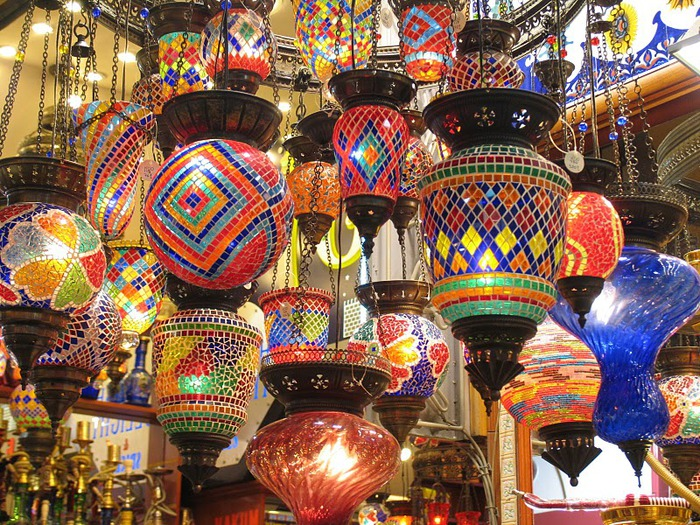 Гранд Базар в Стамбуле (Grand Bazaar Istanbul) 53148