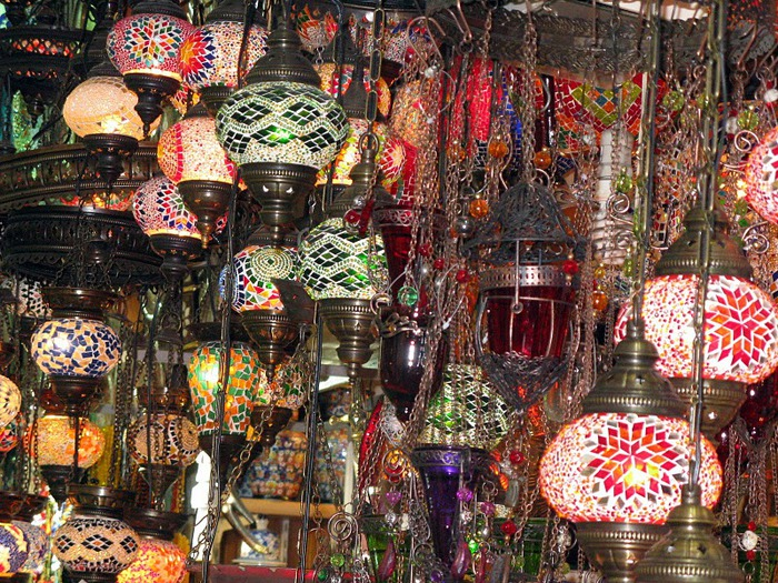 Гранд Базар в Стамбуле (Grand Bazaar Istanbul) 83260
