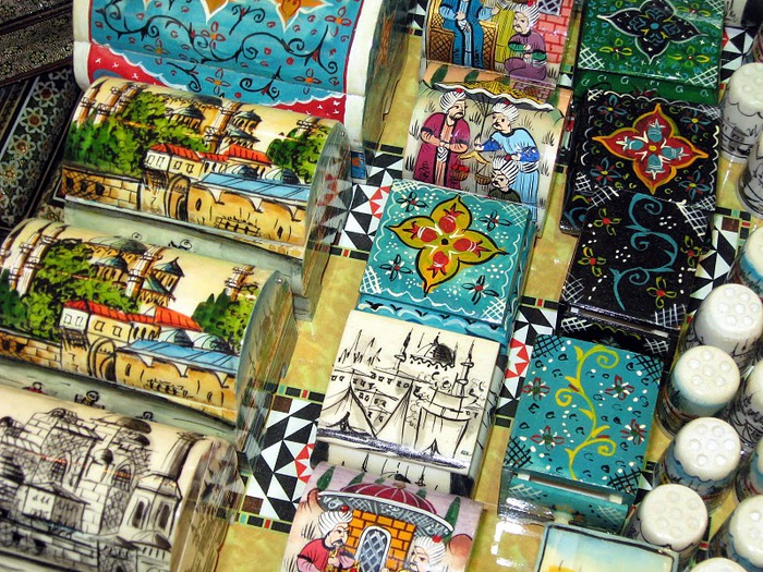 Гранд Базар в Стамбуле (Grand Bazaar Istanbul) 66508