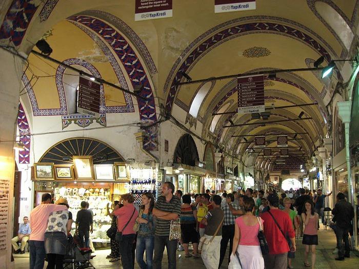 Гранд Базар в Стамбуле (Grand Bazaar Istanbul) 10231
