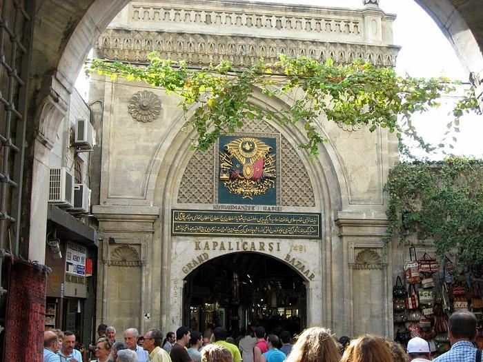Гранд Базар в Стамбуле (Grand Bazaar Istanbul) 45398