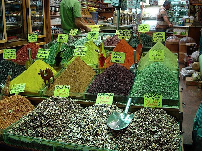 Египетский базар (или Рынок Пряностей) 94525